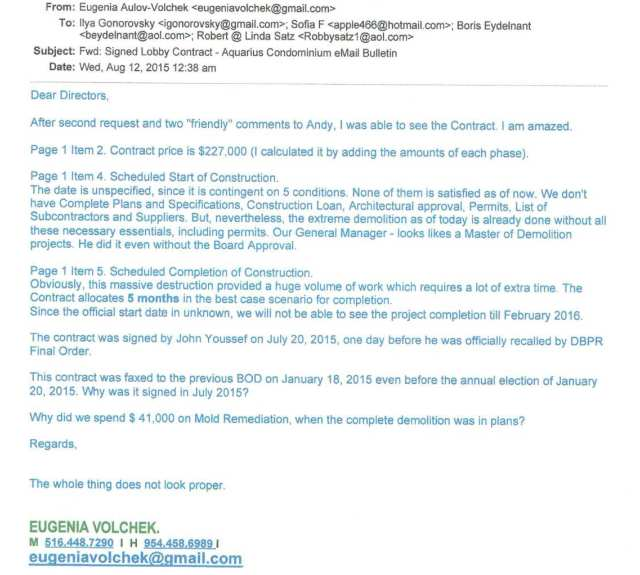 2015 08 18 Eugenia Lobby Contract