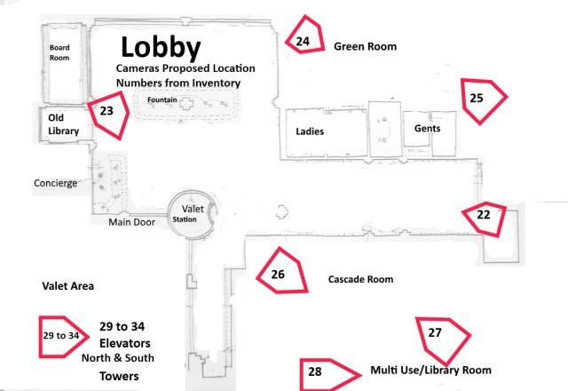 2015 08 20 Lobby Cameras