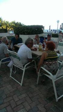 Aquarius residents celebrate Veterans Day