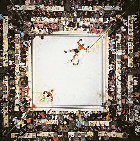 In 1966 M. Ali wins C. Williams ... Folha de São Paulo