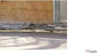 2017 10 12 2 Rust Fractures Concrete Instrusion