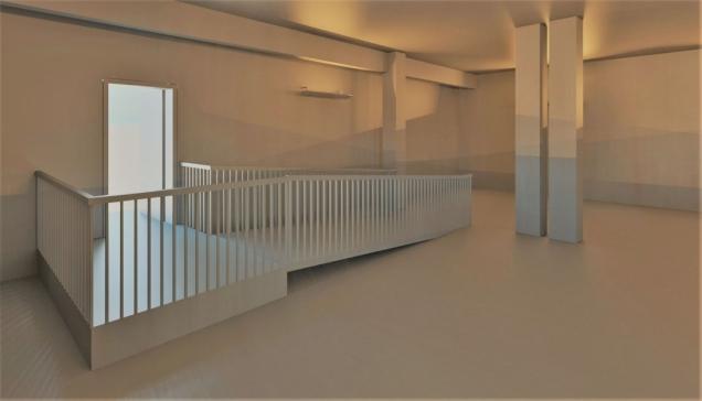 2017 10 Interior S Tower Bech Access